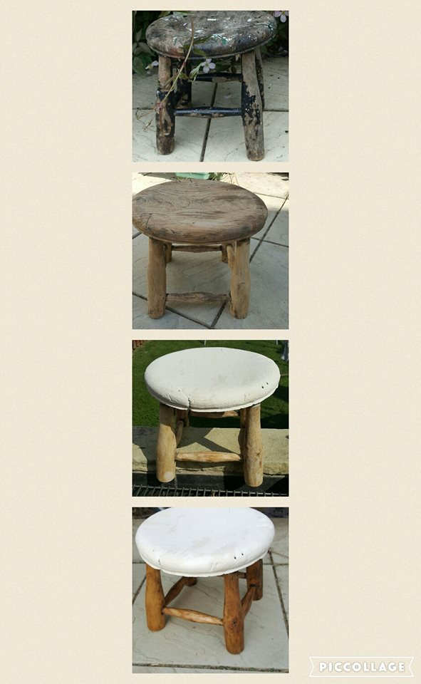 stool renovation